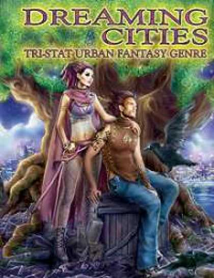 Role Playing Games - Dreaming Cities: Tri-Stat Urban Fantasy Genre