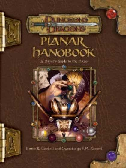 Role Playing Games - Planar Handbook