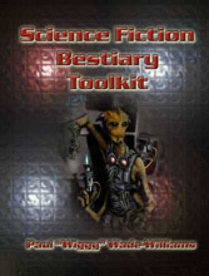 Role Playing Games - Savage Worlds Sci Fi Bestiary Toolkit