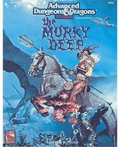 Role Playing Games - The Murky Deep
