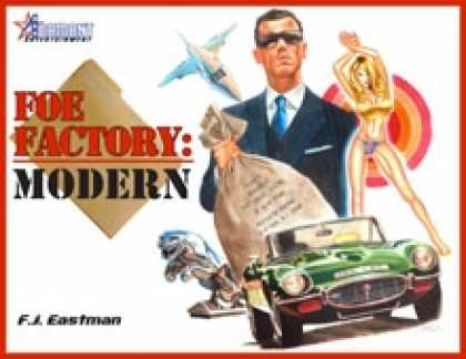 Role Playing Games - FOE FACTORY: MODERN