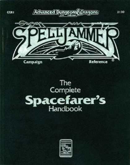 Role Playing Games - The Complete Spacefarers Handbook