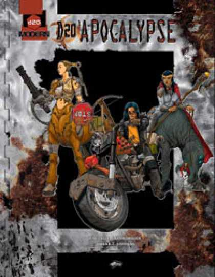Role Playing Games - d20 Apocalypse