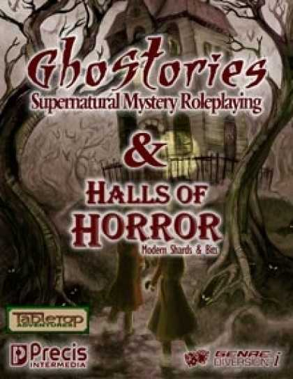Role Playing Games - Halloween Special [BUNDLE]