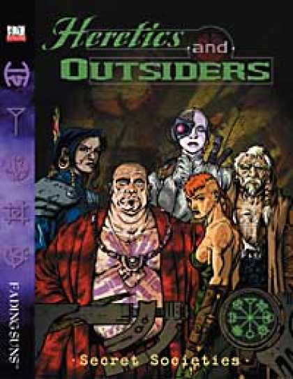 Role Playing Games - Heretics & Outsiders