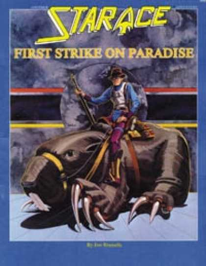 Role Playing Games - Star Ace Classic: First Strike on Paradise