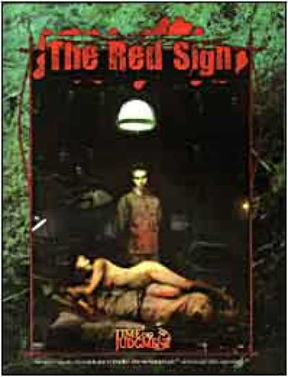 Role Playing Games - The Red Sign (WW2431)