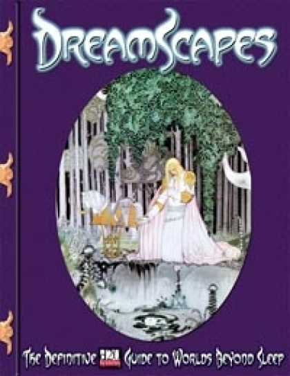 Role Playing Games - DREAMSCAPES: The Definitive D20 Guide to Worlds Beyond Sleep