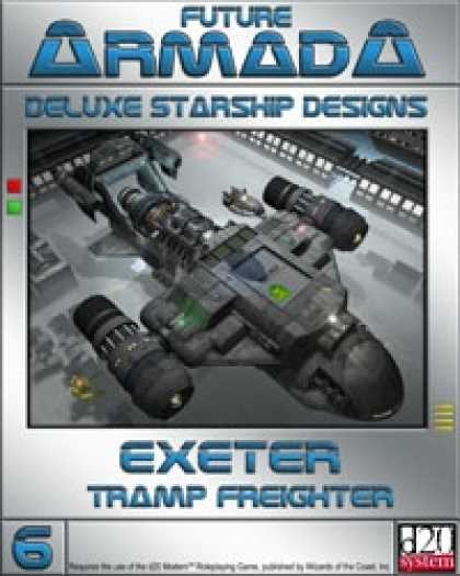 Role Playing Games - Future Armada: Exeter