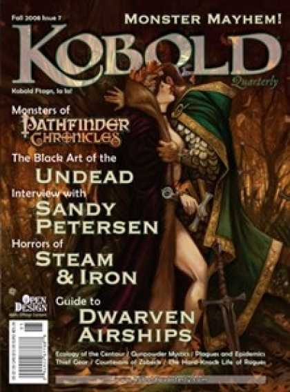 Role Playing Games - Kobold Quarterly 7