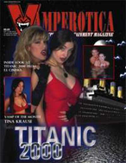 Role Playing Games - Vamperotica Magazine V1N10