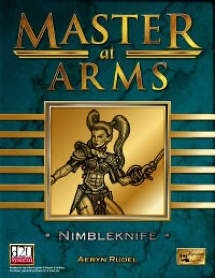 Role Playing Games - Master at Arms: Nimbleknife