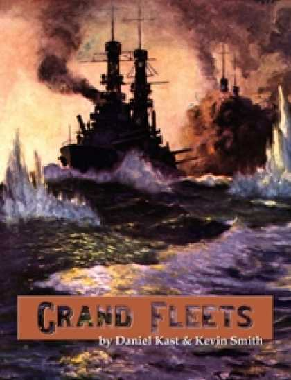 Role Playing Games - Grand Fleets Rulebook