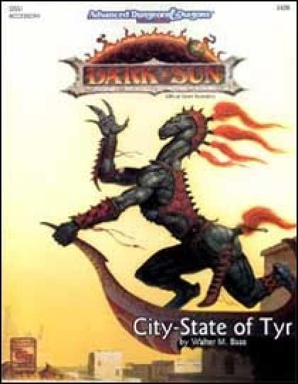 Role Playing Games - City-State of Tyr