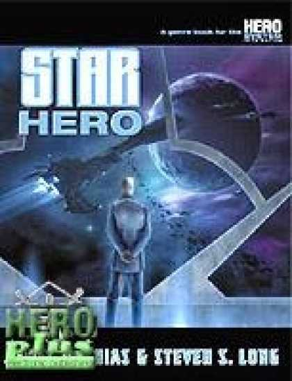 Role Playing Games - Star Hero - PDF