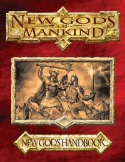 Role Playing Games - New Gods of Mankind New God's Handbook