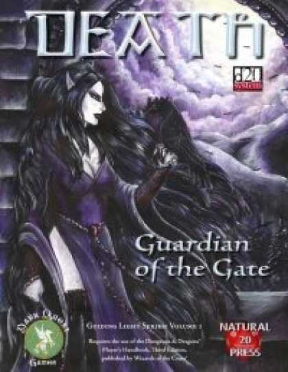 Role Playing Games - Death: Guardian at the Gate