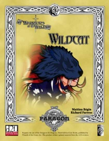 Role Playing Games - Wildcat