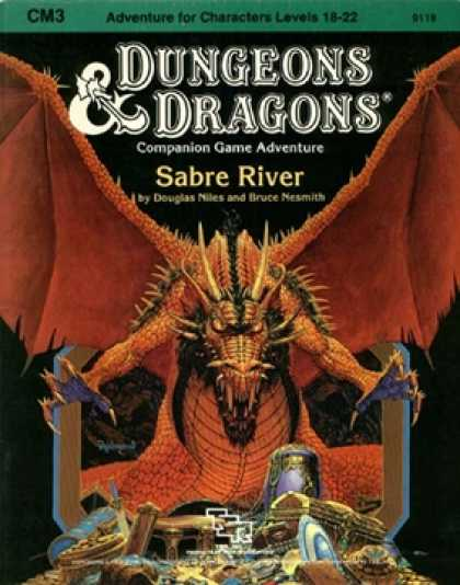 Role Playing Games - Sabre River
