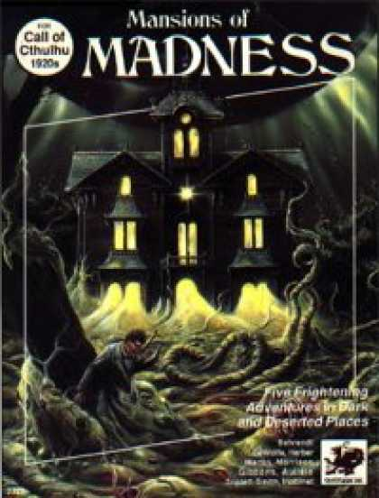 Role Playing Games - Mansions of Madness