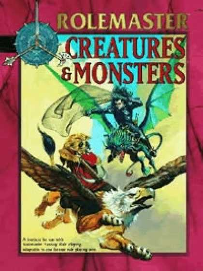 Role Playing Games - Creatures & Monsters PDF