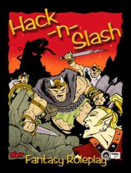 Role Playing Games - Hack-n-Slash: Fantasy Roleplay