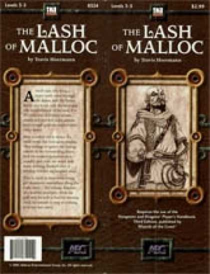 Role Playing Games - The Lash of Malloc