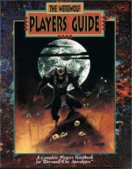 Role Playing Games - Werewolf Players Guide