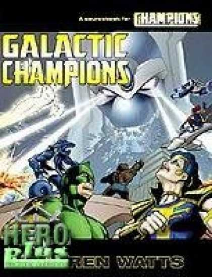 Role Playing Games - Galactic Champions - PDF