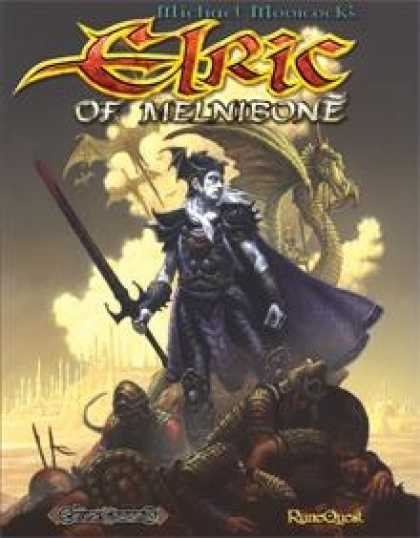 Role Playing Games - Elric of Melnibone