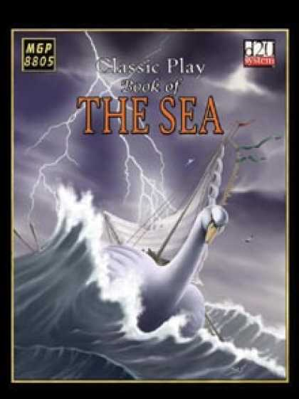 Role Playing Games - The Book of the Sea