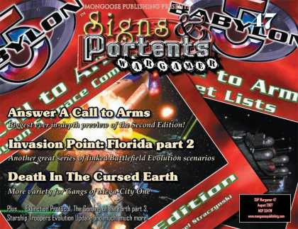 Role Playing Games - Signs & Portents 47 Wargamer