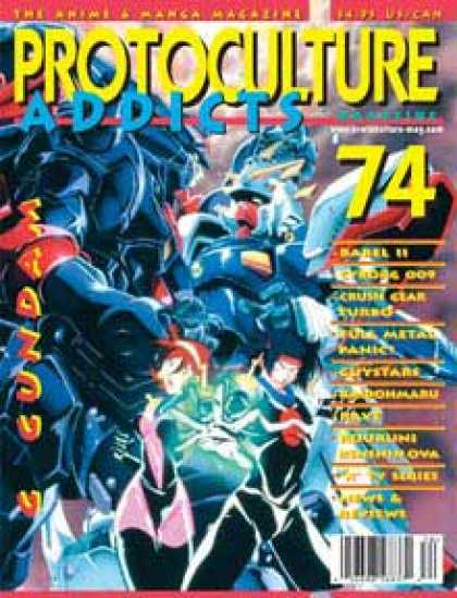 Role Playing Games - Protoculture Addicts #74