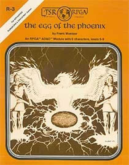 Role Playing Games - R3 - The Egg of the Phoenix