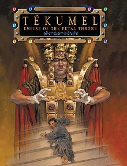 Role Playing Games - Tekumel: Empire of the Petal Throne