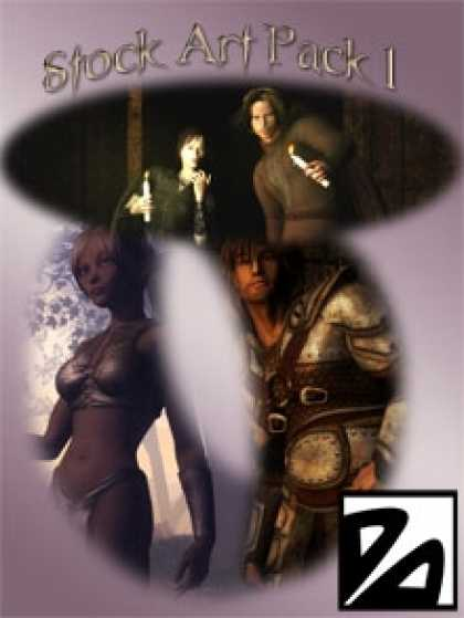 Role Playing Games - DAP Stock Art Pack 1
