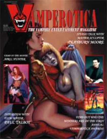 Role Playing Games - Vamperotica Magazine V1N05