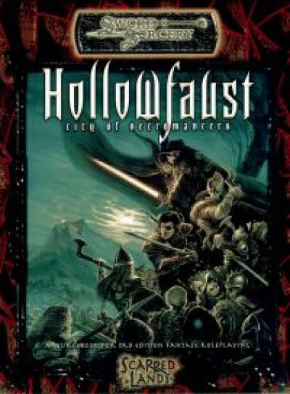Role Playing Games - Hollowfaust: City of Necromancers