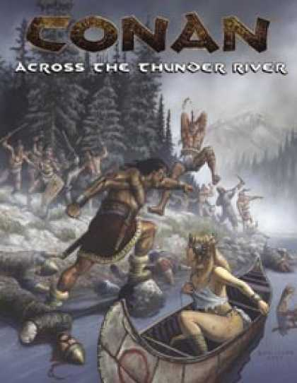 Role Playing Games - Across the Thunder River