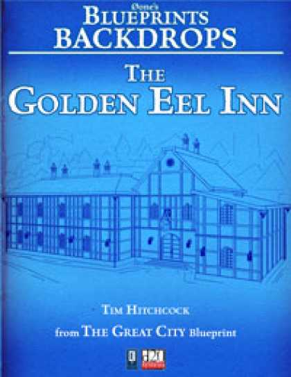 Role Playing Games - 0one's Blueprints Backdrops: The Golden Eel Inn