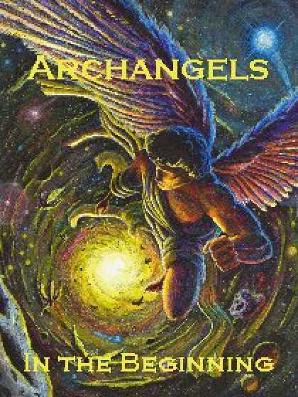 Role Playing Games - Archangels: In the Beginning