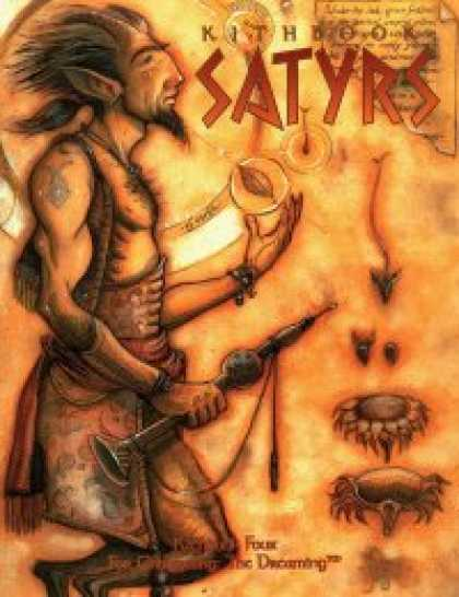 Role Playing Games - Kithbook: Satyrs