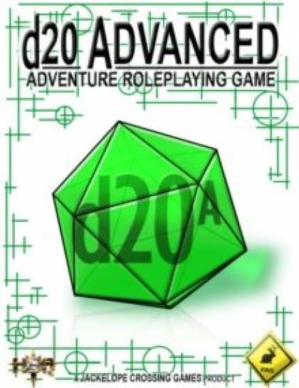 Role Playing Games - d20 Advanced Adventure Roleplaying Game
