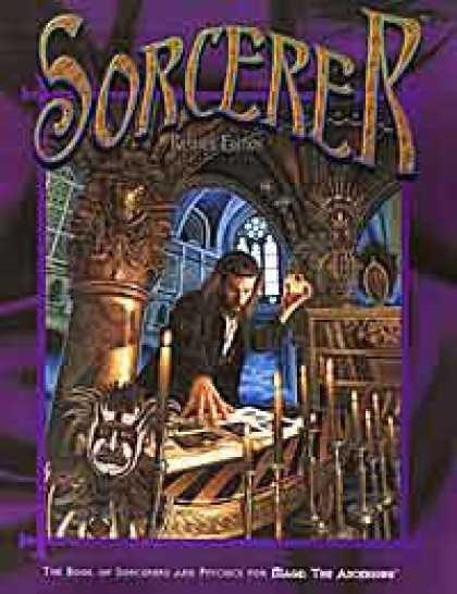 Role Playing Games - Sorcerer Revised Edition