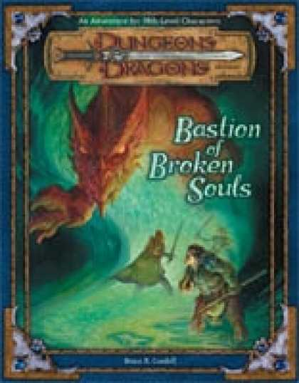 Role Playing Games - Bastion of Broken Souls