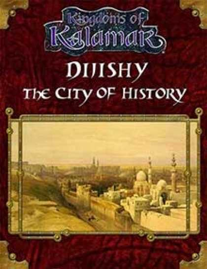 Role Playing Games - Dijishy: The City of History