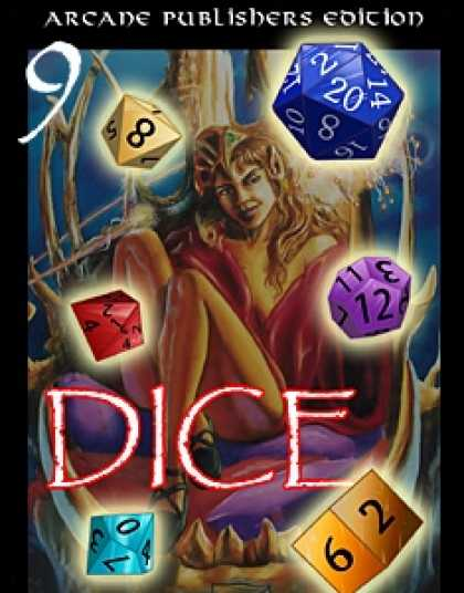 Role Playing Games - APE 9 : DICE!