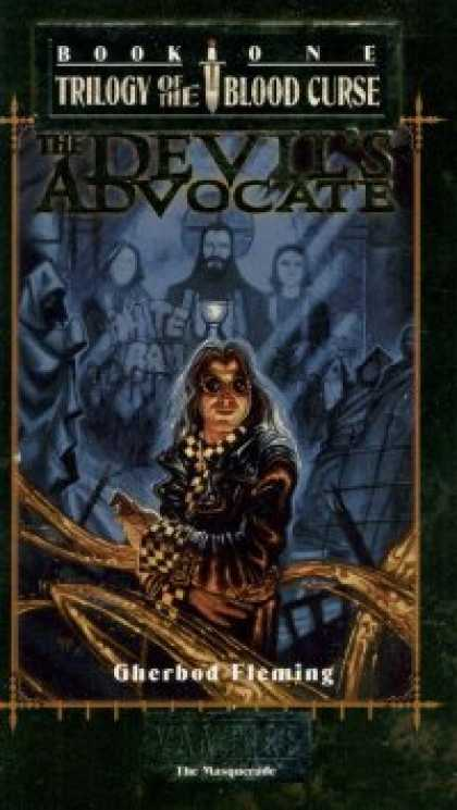 Role Playing Games - Trilogy of the Blood Curse Book 1: Devil's Advocate