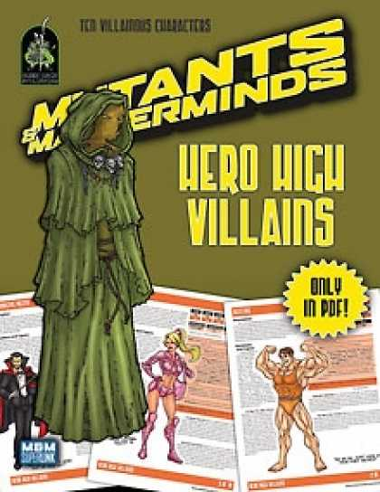 Role Playing Games - Hero High Villains