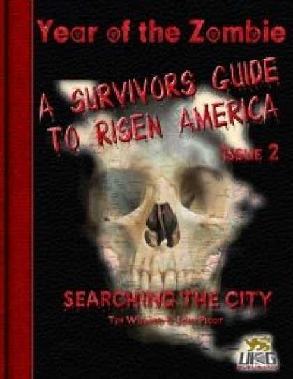 Role Playing Games - Year of the Zombie: A Survivors Guide to Risen America - Issue 2